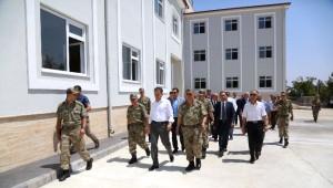 Şehitkamil İlçe Jandama Komutanlığı Yeni Binası Hizmete Açıldı