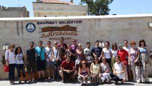 Türk Dilini ve Kültürünü Şahinbey'de Öğreniyorlar