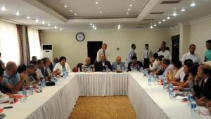CHP Heyeti Diyarbakır'da, Gürsel Tekin: Hdp'nin Kapatılması Kabul Edilemez (2)
