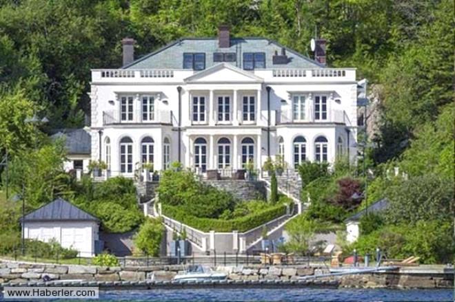 Dünyanın Pahalı Evleri