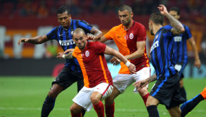 Galatasaray, Hazırlık Maçında Inter'i 1-0 Yendi