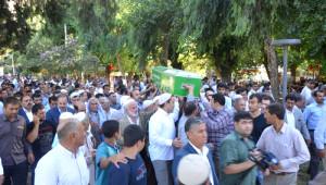 Bediüzzaman'ın Talebesi Özcan, Şanlıurfa'da Defnedildi