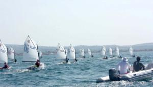Altı Ülkeden 241 Yelkenci Urla'da Yarışacak