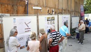 Democratic Voting For New Design Of Kadıköy Street