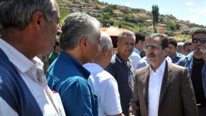 Bakan Güllüce, Divriği Ulu Cami'ye Hayran Kaldı