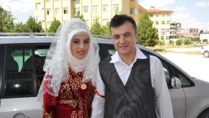 Düğün Günü Sınava Girdi