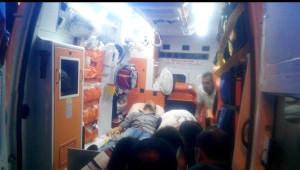Midyat'ta Polis Aracına Ateş Açıldı: 2 Polis Ağır Yaralı (4)