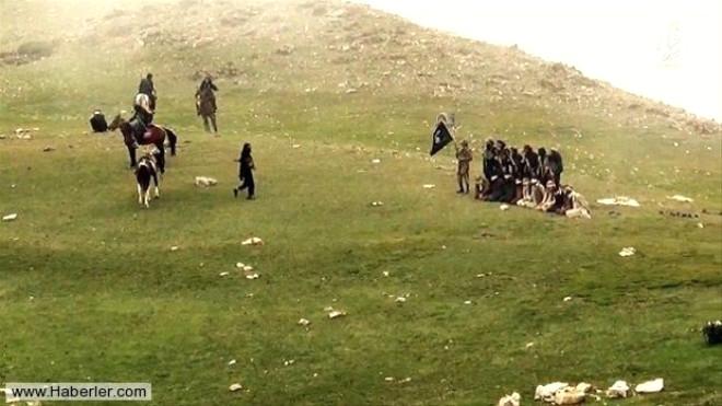 IŞİD Katliamlarına Devam Ediyor