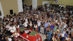 Otyam, Antalya'dan Alkışlarla Uğurlandı