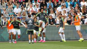 Real Madrid, Oslo'da Irkçılığa Karşı Oynadı