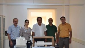 Akhb Genel Sekteri Yılmaz'dan Korkuteli Devlet Hastanesi'ne İnceleme