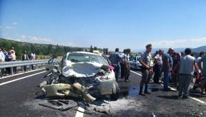 Kazada Can Pazarı: 7 Yaralı
