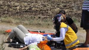 Seydişehir' de Trafik Kazası: 1ölü, 5 Yaralı