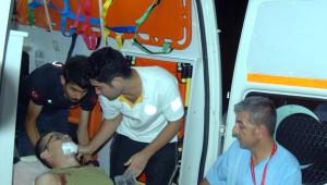 Pülümür'deki Saldırıda Yaralanan Asker Erzincan'a Getirildi