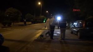 Kırıkkale'de Polise Silahlı Saldırı! Ayaklarına Kurşun Yağdırdılar
