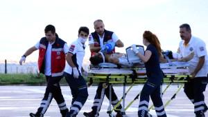 Teröristler Yol Kesti, Durmayan Minibüsün Şoförünü Öldürdü (2)