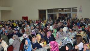 Başkan Bahçavan, Kadınları Dinledi