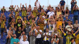 Atromitos: 0 - Fenerbahçe: 1