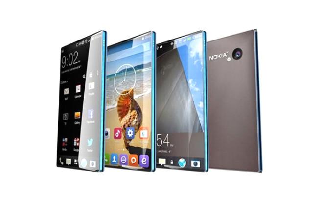 Kasası Işıklı Phablet: Nokia Swan