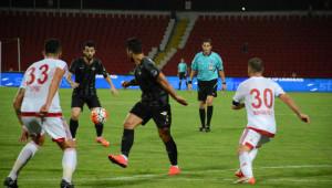 Akhisar Belediyespor: 0 - Mersin İdmanyurdu: 0
