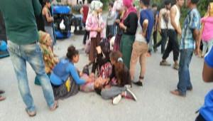 Fındık Bahçesinden Dönen Traktör Devrildi: 18 Kadın İşçi Yaralandı