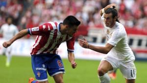 Sportıng Gijon, Real Madrıd'e Geçit Vermedi