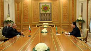 Türkmenistan ile Bulgaristan Ekonomik İlişkilerini Güçlendiriyor
