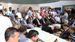 Vali Zorluoğlu'dan Kovancılar'a Ziyaret