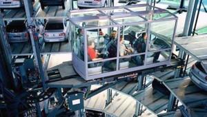 İşte Volkswagen'in Otomobil Kulesi