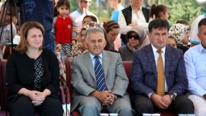 Melikgazi Belediyesi Yaz Okulları Öğrencileri Hünerlerini Sergiledi
