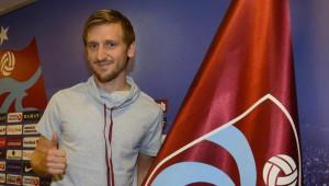 Trabzonspor'da Marko Marin İmzaladı