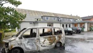Almanya'daki Neo Nazi Saldırıları Danimarka'ya da Sıçradı