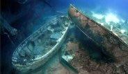 24 Yıl Önce Batan Gemi Görüntülendi