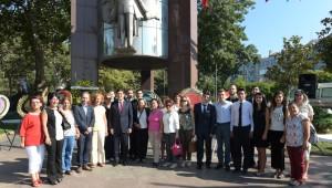 Beşiktaş'ta Coşkulu Bayram Kutlaması