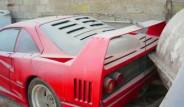 Dubai Sokaklarındaki Terk Edilmiş Lüks Otomobiller
