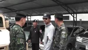Bangkok Bombacısı Dün Yakalanıp Bugün Sınırda Teslim Edilmiş
