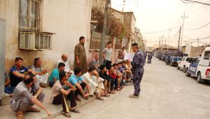 Kerkük'te, Işid'ın Uyuyan Hücrelerine Yönelik Huzur Operasyonu