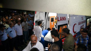 PKK'lılar Elazığ'da Trafik Polislerine Saldırdı: 2 Yaralı (2)