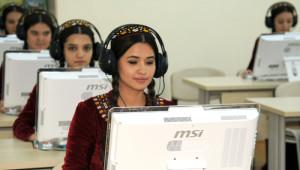 Türkmenistan'da Yeni Eğitim-öğretim Yılı Başladı