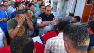 Şehit 4 Polis Memuru İçin Tören Düzenlendi