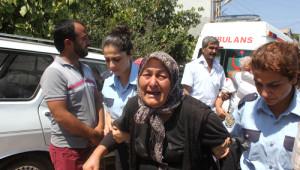 Şehit Polisin Acı Haberi Ailesini Yasa Boğdu
