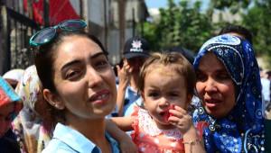 Şehit Polis Akif Hatunoğlu Son Yolculuğuna Uğurlandı