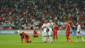 Türkiye- Letonya Maçı (Ek Fotoğraf)