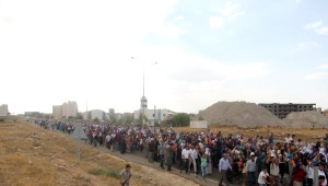 Sokağa Çıkma Yasağı Uygulanan Cizre'de Büyük Operasyon (3)