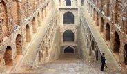 Hindistan'daki Mühendislik Harikası Su Kuyuları