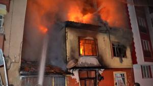 Taşköprü'de Yangın: 2 Ölü