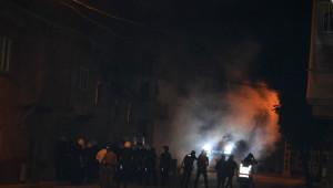 Yenişehir'de Eylemlerde 8 Kişi Pompalı Tüfekle Yaralandı