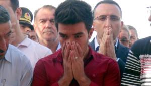 Şehit Polis Memuru Öztürk Dualarla Toprağa Verildi