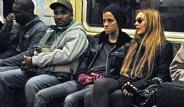 Ünlülerin Metro Halleri