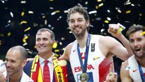 Eurobasket 2015 Şampiyonu İspanya